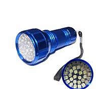 Hunterseyes ™ Mini Aluminum 32  LED Flashlight (3xAAA, Random Color)