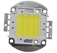 30W High Power Integrado Branco Frio Praça LED Module (DC 32-35V)