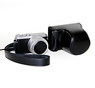 """""""Ever Ready"""" Protective Leather Camera Case Bag Cover for Panasonic GM1 Digital Camera"""