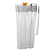 15pcs Other Nail Art Brush Nail Tool
