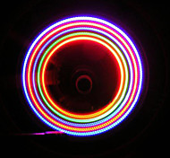 Cycling 5 LED 7 Mode Bike Wheel Spoke Valve LED Light