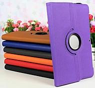 360 graden draaiende Cowboy Grain Case voor Samsung Galaxy Tab2 10.1 P5100/P7510 (verschillende kleuren)