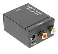 Digital para analógico Audio Converter P/N0007