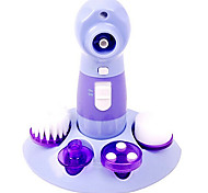 4 en 1 multi-funcional de dispositivos de belleza Cara Limpia