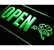 OPEN Irish Pub Bar Beer Club Neon Light Sign