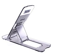 A 5-Speed Adjustable Universal Mobile Bracket for iphone iPad and More (Gray)