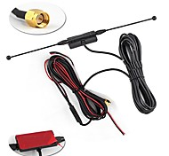 In Car Radio Digitale TV-antenne met versterker FM 4.2M Wire S097