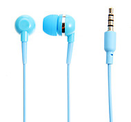 IN-016 3.5mm In-Ear Bass Stereo Headphones with Mic for Samsung&iPhone&Sony&HTC Cell Phones&Tabs