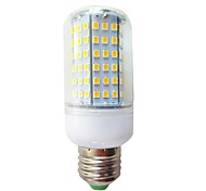 Juxiang E26/E27 15 W 126 SMD 2835 550 LM Warm White/Cool White Recessed Retrofit Decorative Corn Bulbs AC 220-240 V