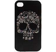 Coque pour iPhone 4/4S, Motif Crâne