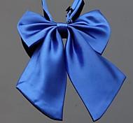 XINCLUBNA ® Damen Halstuch Bowtie mit verstellbarem Band 10 Farbe (1 St.)