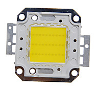 Modulo LED DIY 30W High Power 2500-3500LM luce bianco naturale integrata (32-35V)