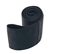 XuJi ™ Genuine Leather Universal Steering Wheel Cover Needle thread Hand Sewn DIY Cover
