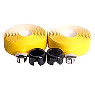 Moto Guiador Tape Amarelo Fibra de Carbono / PUNUCKILY