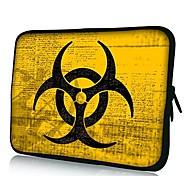 Elonno die Bilder Neopren-Laptop-Hülsen-Kasten-Beutel-Beutel-Abdeckung für 15'' MacBook Pro Retina Dell HP Acer