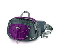 MOUNTAINTOP 8L Terylene Rosy Outdoor Breathbale Cycling Waist Bag Chest Bag
