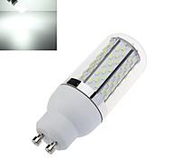 gu10 6 Вт 120x3014smd 720lm 6000-6500k холодный белый изюминкой кукурузы свет с абажуром (AC 85-265V)