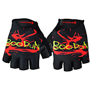 Glove Cycling / Bike Kid's Fingerless Gloves Anti-skidding Summer Black S / XXL - BOODUN