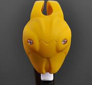 ACACIA Yellow Bumblebee Bicycle Front/Rear Lamp