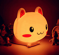 Rabbit Shape ABS LED Night Light(Assorted Color)