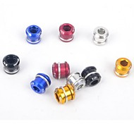 PODAY D5 MTB Mountain Bikes Road Bicycles Aluminum Alloy Crank Crankset Screws Nut Bolts Parts