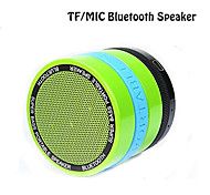 S10 MP3 Função Mini Bluetooth Speaker com TF Porta para Telefone / Laptop / Tablet PC (cores sortidas)