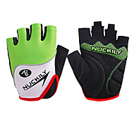 Sports Gloves Cycling Gloves Bike Fingerless Gloves Men's / UnisexAnti-skidding / Wearproof / Wearable / Protective / Breathable /