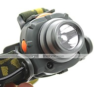 LT-XL602A Inductive Switch 3 Modes 1xCree XML Q5 Led Headlight(500LM.3xAAA.Green)