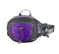 MOUNTAINTOP 8L Terylene Purple Outdoor Enhanced Breathability Cycling Waist Bag Chest Bag