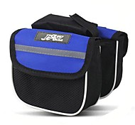 JSZ Cycling Nylon Bike/Bicycle Ride on Front Beam Saddle Bag