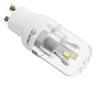 GU10 LED a pannocchia T 8 SMD 5730 180 lm Luce fredda AC 85-265 V
