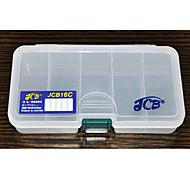 JCB16C Triple-Layer Lure Box Tackle Box (16.1*9.1*3.2cm)
