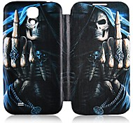 CaseBox® Skull Candy Pattern Full Body Case for Samsung Galaxy S4 I9500