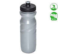 HYDRAKNIGHT 750ML Gray Plastic Cycling Water Bottle