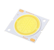 30W COB 2700-2900LM 6000-6500K Cool White Luz LED Chip (30 34V, 600uA)