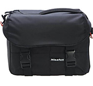 Waterproof professional reporter Camera Case Bag for Canon DSLR EOS  700D Nikon D5300 with RainCover