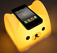 Qidu ® Strange New Cute Cartoon Animal Model Energy-Saving Amall Night Light LED Desk Lamp