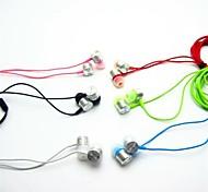 Mini estéreo de moda en la oreja los auriculares para el MP3/MP4/iPod