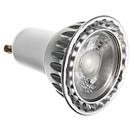 GU10 7W COB 560 LM Warm White Dimmable LED Spotlight AC 220-240 V