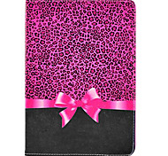 Leopard Style Full Body Case voor iPad Air