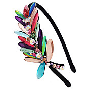 Colorful Crystal Hairband For Women With Diamond