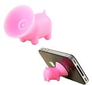 прекрасный свинья дизайн дизайн патрон кронштейн для Samsung и др.