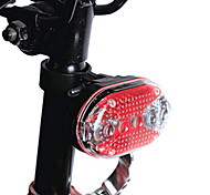 Bike Light , Front Bike Light / Bike Lights - 4 or more Mode Lumens Waterproof / Impact Resistant AAA Battery Cycling/Bike Red / White