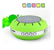 EWA E305 Портативный 5W Беспроводная связь Bluetooth V2.0 стереосистема ж / Mic / TF (золото / синий / розовый / желтый / зеленый)