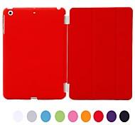 Natusun™ Solid Color PC Pan amd Case for iPad mini 3, iPad mini 2, iPad mini