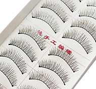 1 Pcs Natural Thick False Eyelash