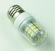 E26/E27 5 W 60 SMD 2835 500 LM Cool White T Decorative Corn Bulbs AC 220-240 V