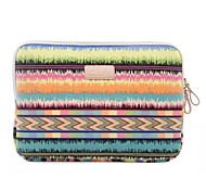 Bohemian Hot Note Frequency 12 inch Notebook Smart Laptop Sleeve Computer Bag