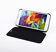 4200 mAh External Backup Battery Charger Case for Samsung Galaxy S5  (Black)/Samsung GALAXY S5 Holster battery 4200mAh