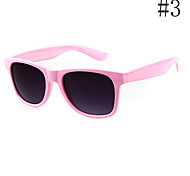 Coway Male and Female Retro Trend of Star Sunglasses(Assorted Color)